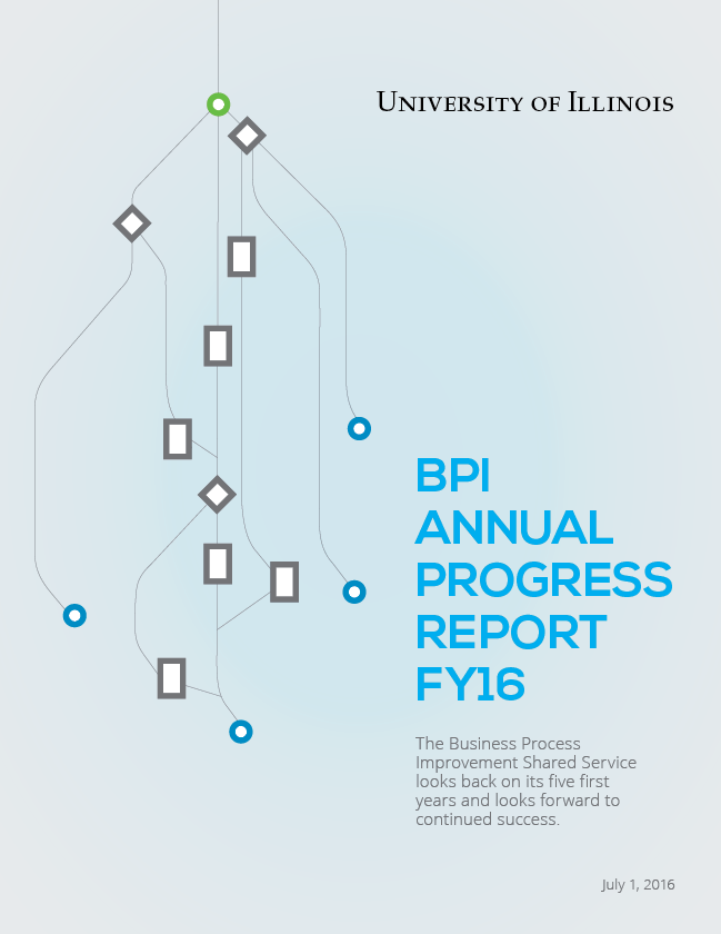 BPI Annual Progress Report FY16
