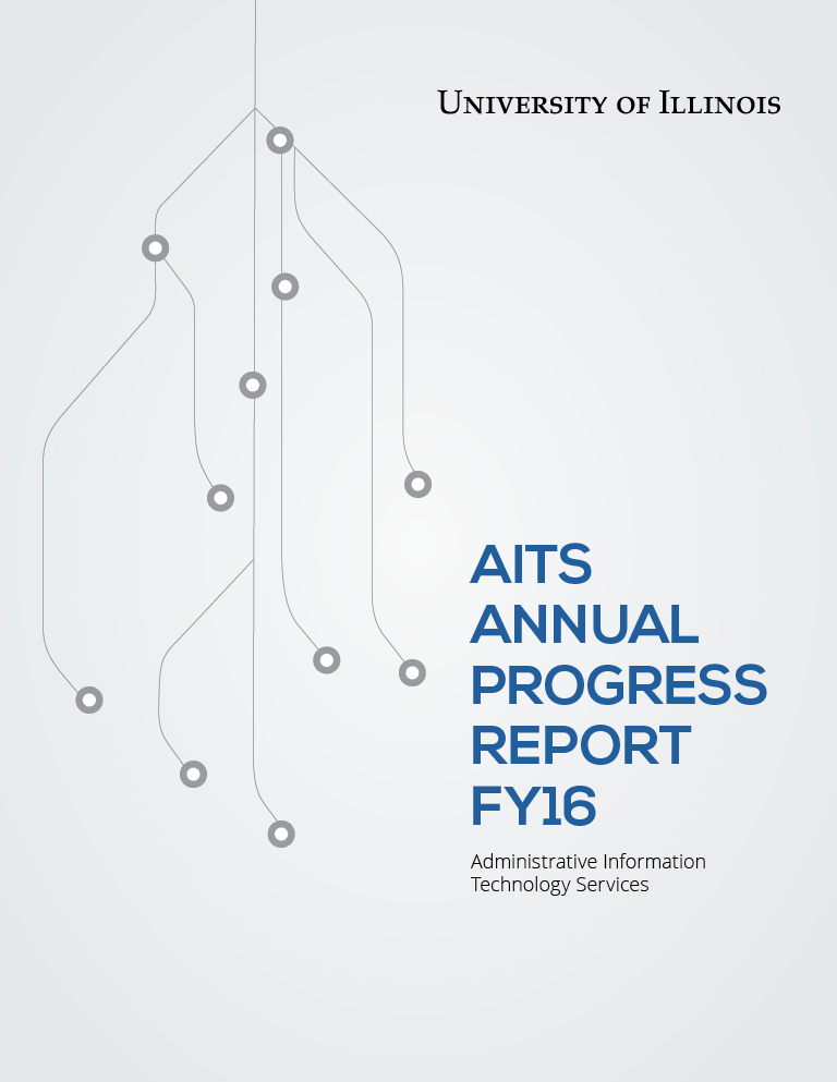 AITS Annual Progress Report FY16